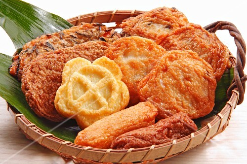 Fried fish cakes (Japan)