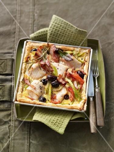 Stockfish tart