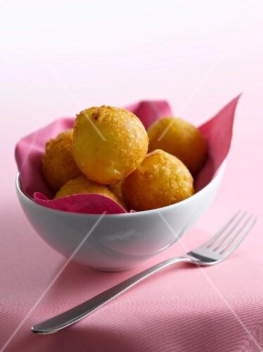 Dauphine potatoes