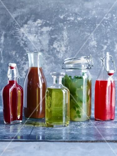 Lemonade essences