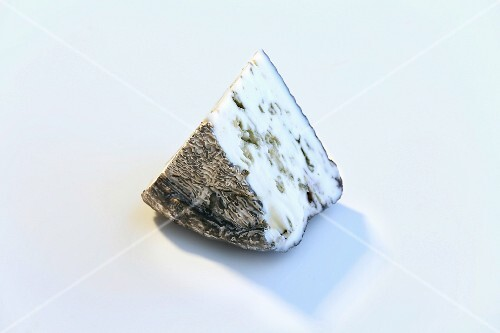 Chevre Bleu D Argental (goat's cheese from Burgundy)