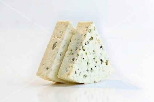 Danablu (blue cheese from Denmark)