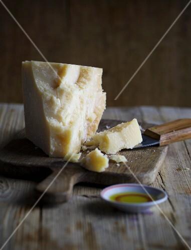 Parmigiano Reggiano (Parmesan, Italy)