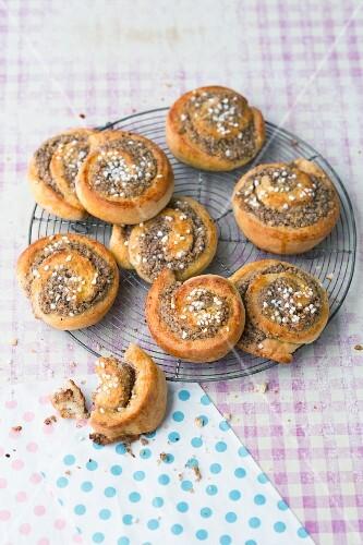 Nut swirls