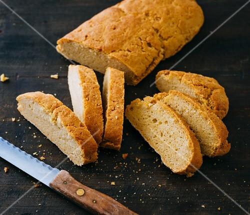 Gluten-free ciabatta