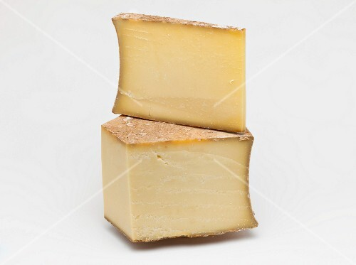 Beaufort d Ete (unpasteurised cheese from Savoy, France)
