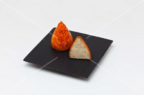 Boulette d Avesnes (French cheese)