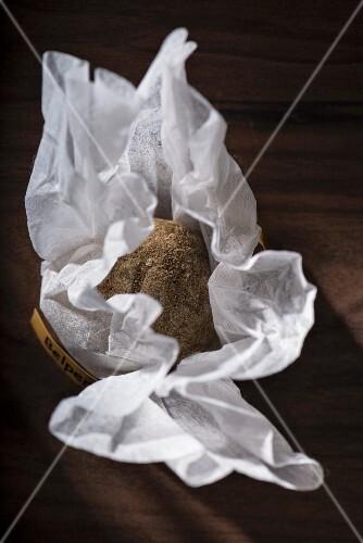 Belper Knolle (Swiss cheese truffle)