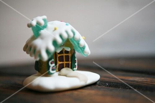 A small sugar house