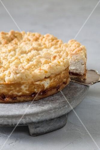 Frisian cheesecake