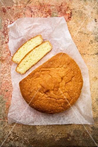 Biskuit für Zuccotto (Tuscan sponge cake)