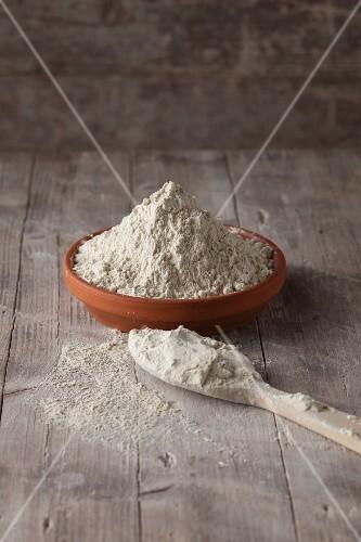 Gluten powder – vegan binding agent