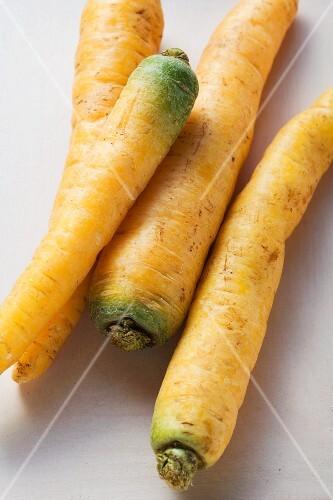 Yellow carrots