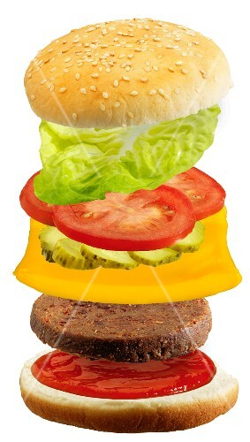 How to build a burger