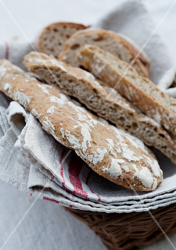 Vinschgerl (bread from the Vinschgau valley in South Tyrol)