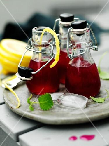 Beetroot lemonade