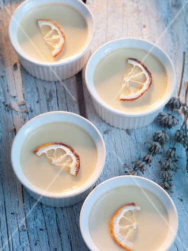 Lemon verbena cream