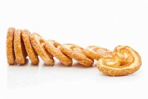 Sugared Pastries
