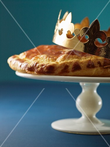 Galette de Rois (French Three Kings cake)