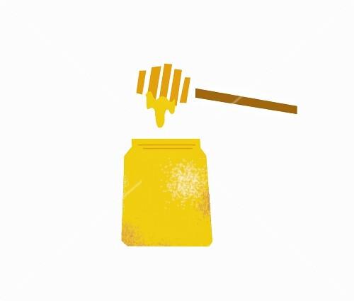 A honey pot