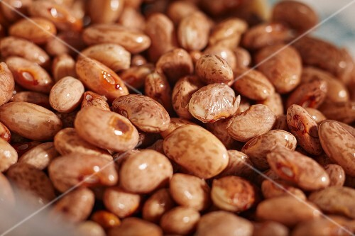 Soaked pinto beans