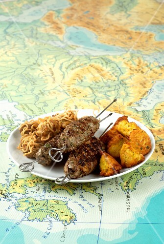 Meatballs from various countries