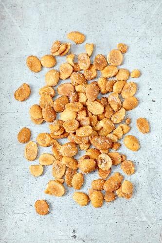 Marcona almonds in honey and salt (Spain)