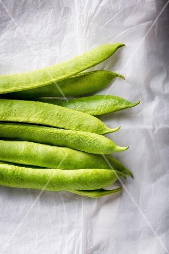 Green beans (detail)