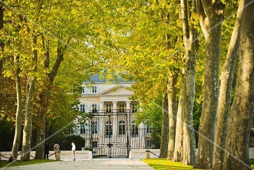 Chateau Margaux, Bordeaux,