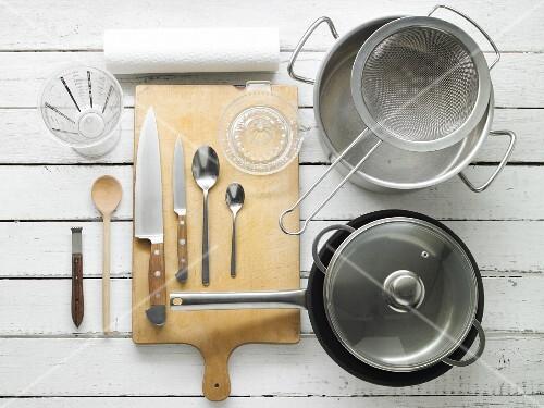 Utensils for making pasta
