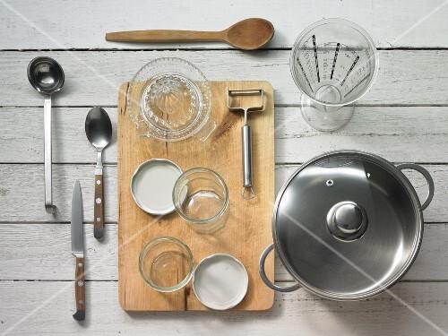 Utensils for making chutney