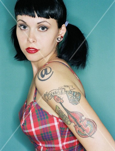 tattoos rockabilly