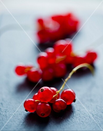 Redcurrants (close-up)