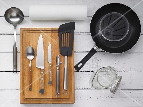 Kitchen utensils for making pickled vegetables