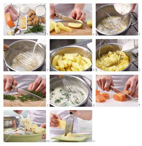 How to prepare fish bake