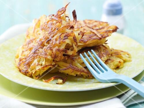 Potato Röstis