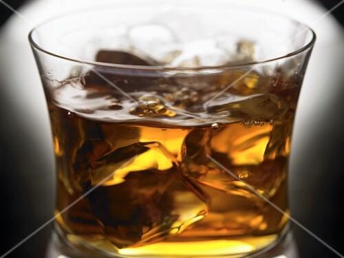 Bourbon On The Rocks