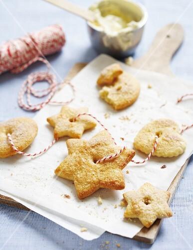 Soetkoekies (South African spiced biscuits)