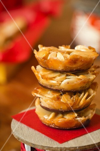 A pile of florentines