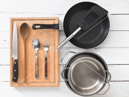Kitchen utensils for dumplings