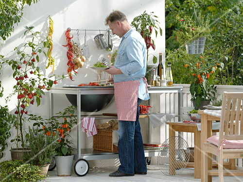 Outdoor Küche Balkon : Bausatz outdoor küche frische das überlegene kollektion balkon