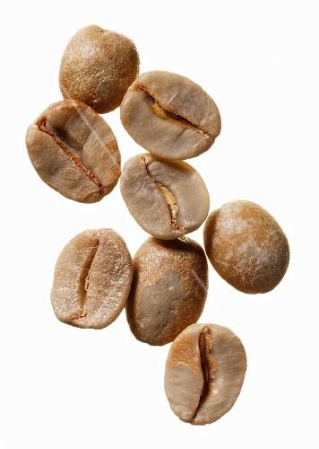Ungeröstete Kaffeebohnen, Sorte: Tristar Arabica, Brasilien