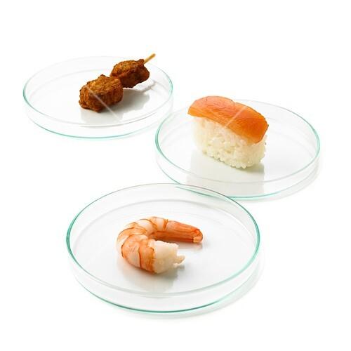 Food testing,conceptual image