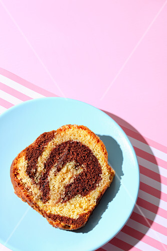 Marble cake (classic from the 1950s)