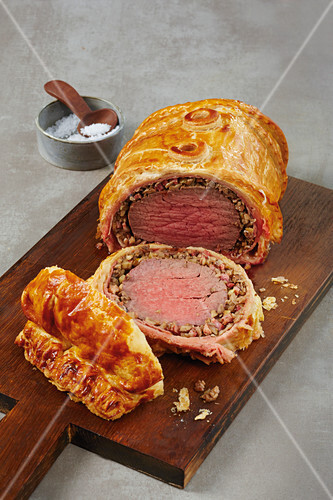 Fillet Wellington