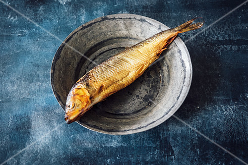 Kippers smoked, North Yorkshire