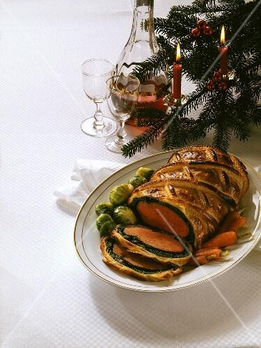 Christmas Fillet Wellington