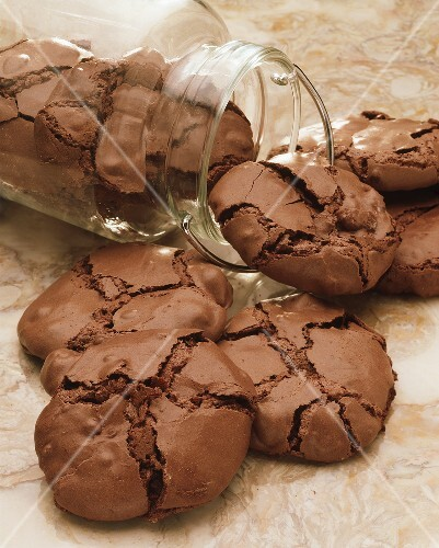 Chocolate flush (English chocolate biscuits)