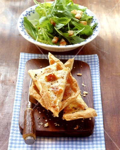 Vaud-style cheese and bacon tart (Switzerland)
