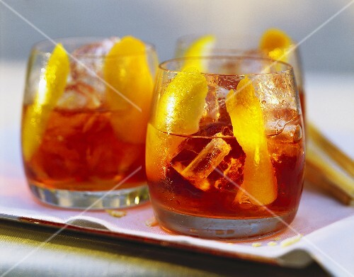 Italian drink: Negroni